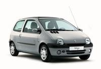 Renault Twingo Jade: Mamie fait de la résistance