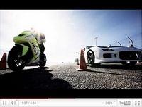 Drift Contest : Kawasaki ZX-10R vs Mazda RX-7 FD [vidéo]