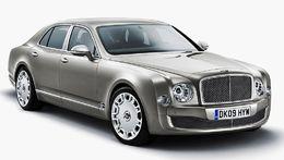 Voilà la nouvelle Bentley Mulsanne!