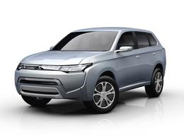 Salon de Tokyo 2011 : Mitsubishi Mirage et concept PX-IMIEV II