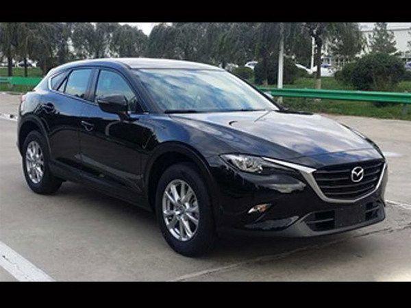 Futur crossover Mazda : l'appellation CX-4 confirmée