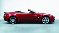 L'Aston Martin V8 Vantage Roadster officiellement dévoilée !