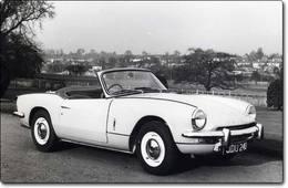 Triumph Spitfire 1962-1980 : Jolie frimeuse