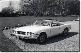 Triumph Stag (1970-77) : Baroque et fière
