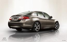 Nouvelle Infiniti M: C'est elle! Avec un V6 diesel pour l'Europe...