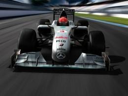 F1 - Le calendrier des essais d'intersaison