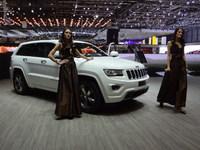 En direct de Genève 2013 - Jeep Grand Cherokee : plus qu'un restylage, une mise à niveau.