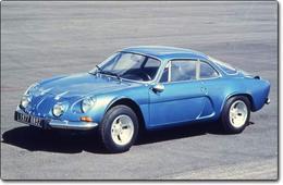 L'ultime version d'une voiture mythique : Alpine-Renault A110 1600 SX