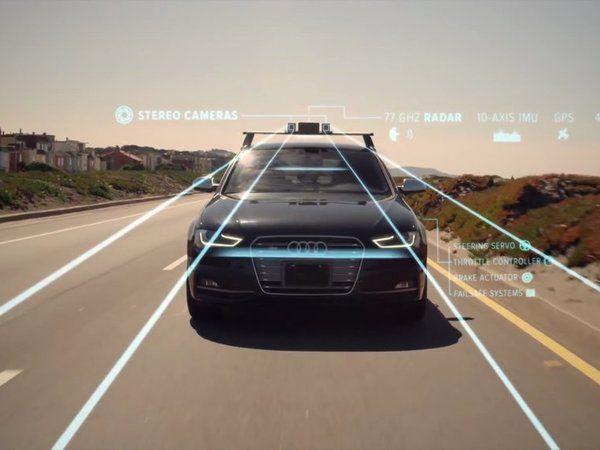 General Motors s'arme pour la voiture autonome