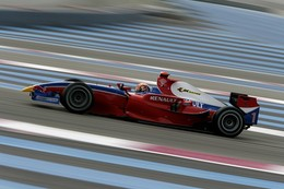 GP2 Essais Castellet Jour 1 : Chandhok, India Force
