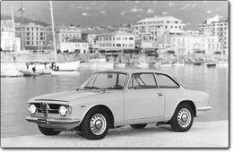 Alfa Romeo Giulia Sprint : les plus belles années Alfa
