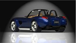 Iconic AC Roadster: Officielle et indigne
