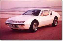 Alpine A 310 (1971-1984) : Mission impossible...