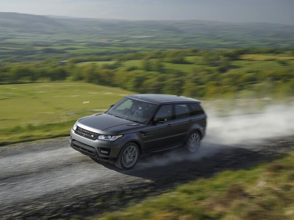 Les Range Rover et Range Rover Sport évoluent