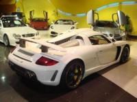 Alain Class Motores, la concession qui fait rêver : Porsche Mirage GT by Gemballa, et plein d'autres !!!