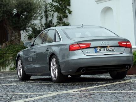 Prochaine Audi A6 : est-ce bien cette auto entièrement dépourvue de camouflage ?