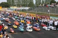Coup d'envoi du Shell Eco-marathon européen 2008