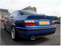 Photo du jour : BMW M3 E36