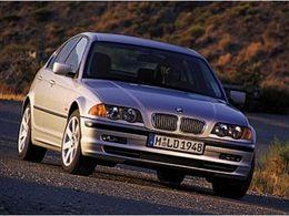 BMW rappelle 1.6 million de Série 3 pour des soucis d'airbag