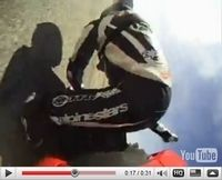 Vidéo du jour : Premier crach d'une Ducati Streetfighter...