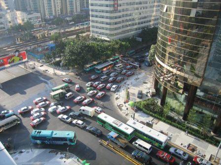 En Chine on pense à localiser les véhicules avec des puces