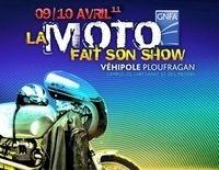 Salon de la moto de Ploufragan (22) les 9 et 11 avril 2011