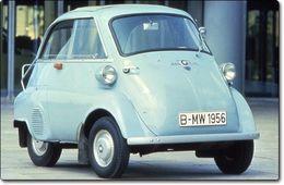 BMW ISETTA (1955-62) : La grand-mère de la Smart