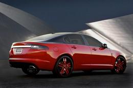 Jaguar XF by Galpin : contrastée !