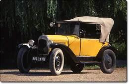 Citroën 5CV Trèfle : La Mini des Années Folles