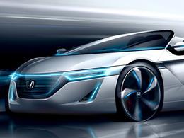 Tokyo 2011 : Honda Small Sports EV Concept