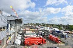 Moto GP - France: Relais Moto pour les motards venant au Grand Prix
