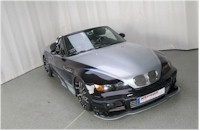 Un BMW Z3 ... no comment...