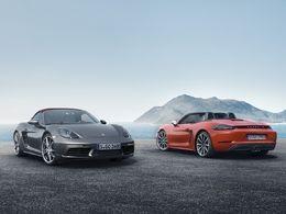 Porsche : explosion des profits en 2015