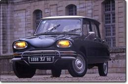 Citroën Ami 6 : Le vilain petit canard