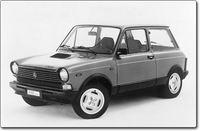 Autobianchi A112  (1969-1986) : Mini version latine