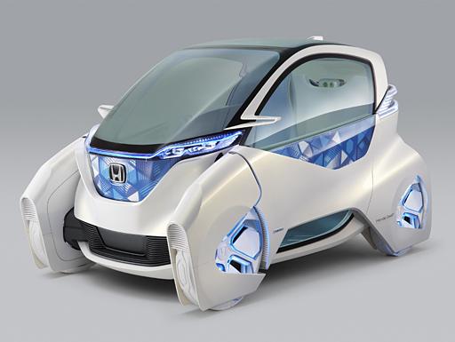 Tokyo 2011 : Honda AC-X Hybrid et  Micro Commuter Concepts