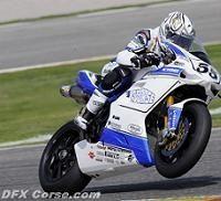 Superbike - Valence: Régis Laconi a faim de podium !