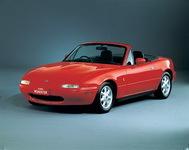 La p'tite sportive du lundi: Mazda MX-5 type NA.