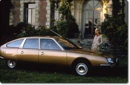 Citroën CX : Fille de déesse