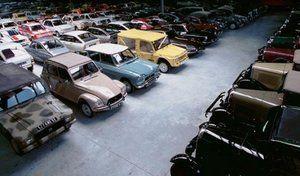 Visite du Conservatoire Citroën: les inscriptions en ligne désormais possibles