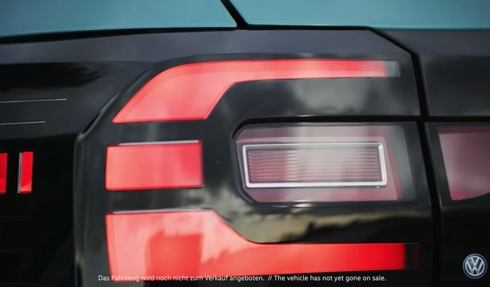 Volkswagen T-Cross : dernier teaser avant présentation