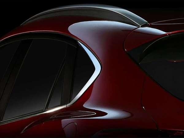 Mazda annonce le CX-4
