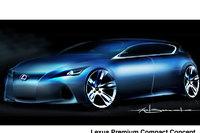 "Future Lexus ""Premium Compact"": on tease"
