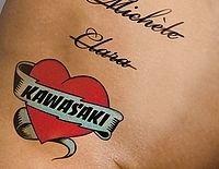 Kawasaki nous souhaite une bonne Saint-Valentin