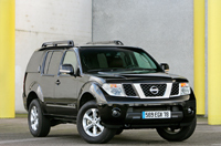 Nissan Pathfinder Ultimate: une série spéciale de plus !!!