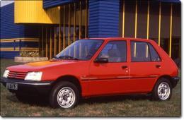 """Peugeot 205 : """"Sacré numéro"""""""