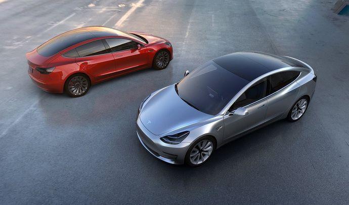 Tesla lance les opérations pour la Model 3