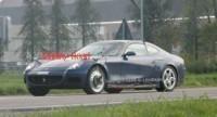 Ferrari F612 Scaglietti 4x4 : elle roule !
