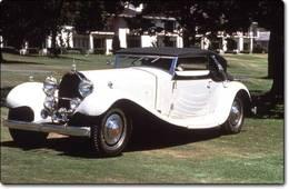 Bugatti Royale (1926-1933) : Le cheval d'orgueil