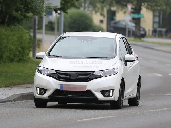 Honda prépare la nouvelle Jazz pour l'Europe